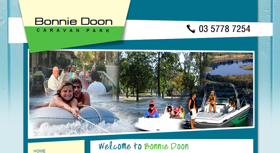 bonniedoon caravan park
