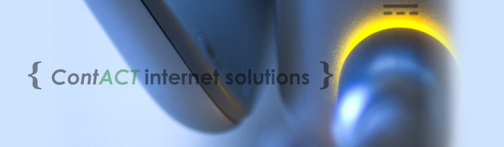 Contact Internet solutions